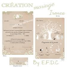 Le Blog D Efdc By So Scrap Le Faire Part De Mariage Chic Et