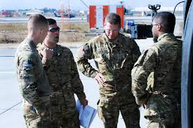 u s department of defense photo essay  u s army chief warrant officer 2 tony celia second from left gives a mission