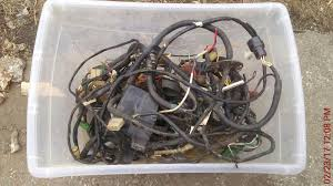 k wd spd r toyota pickup wiring harness solid axle you re almost done 37k 84 85 4wd 5spd 22r toyota pickup wiring harness