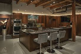 Dark Mahogany Kitchen Cabinets Furniture Interactive Kitchen Design Ideas With Oak Exotic Wood