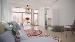 classy red living room ideas exquisite design. Living Room Small Ideas: Round Flower Nest Design Idea With Metal Frame Birdcage Style Pendant Lamp Shade Also Vary Patterns Classy Red Ideas Exquisite A