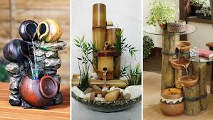 14 mesmerizing indoor water fountains