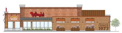 restaurant exterior drawing. Brilliant Drawing Bojanglesu0027 New Restaurant Design And Exterior Drawing