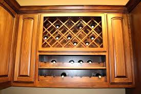 hanging wine glass rack home bar small storage racks cabinet mounted tower furniture depot