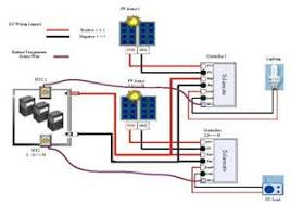 wiring diagram of solar panel system wiring diagram and hernes solar panel wiring diagram diode and schematic design