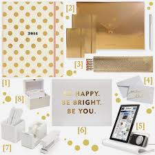 trendy office accessories. I Put All Of My Favorite Gold And White Office Accessories Together! See Where You Trendy T