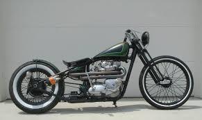 bikermetric custom honda yamaha metric bobbers choppers cafe