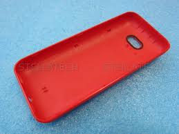 Nokia 207 - Battery Cover Red [EOL]