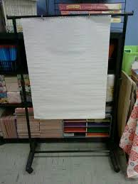 Clothes Rack From Dollar General 10 Used As A Chart Paper