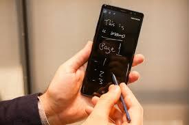 Bút S Pen trên Samsung Galaxy Note 8 có gì hấp dẫn? - Fptshop.com.vn