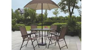 home depot patio table umbrella ring