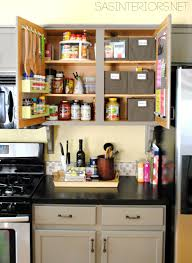 kitchen countertop organizer fabulous wood pantry cabinet organizers for image of wall shelves storage counter organization