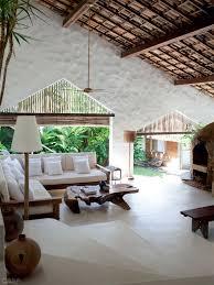 White Beach House In Brazil Beach House With Pool 3