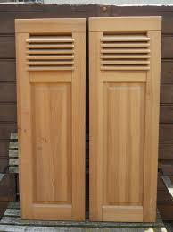1 Paar Klappladen Holz Neu Eur 7500 Picclick De