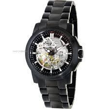 "men s kenneth cole skeleton automatic watch kc9113 watch shop comâ""¢ mens kenneth cole skeleton automatic watch kc9113"