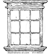 window clipart black and white. Contemporary Clipart On Window Clipart Black And White