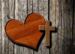 Heart Cross Christianity - Free image on Pixabay