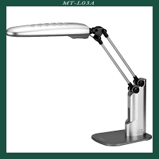 led table lamps eye protection touch dimmer reading study bed desk beside lamp for living room adjule flexible 5 brightness levels