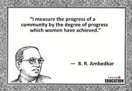 Educational Quotes Magnificent Quotes By BR Ambedkar That Explain What Real Education And Freedom