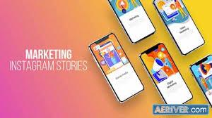 Videohive Marketing Instagram Stories 23798078 Free