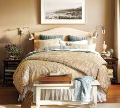 Pottery Barn Bedroom Paint Colors The Way To Decorate With Pottery Barn Bedrooms The Home Ideas