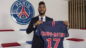 Eric Maxim Choupo-Moting signs with Paris Saint-Germain