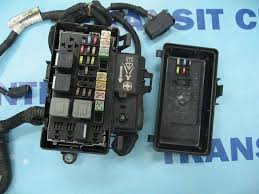 fuse box ford transit