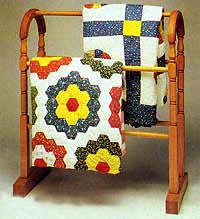 Quilt Display Rack - Instructions | Hanging Quilts & Wall Hangings ... & Quilt Display Rack - Instructions Adamdwight.com