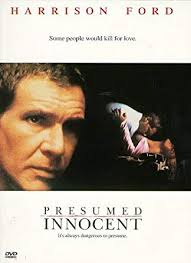 Presumed Innocent Film Cool Amazon Presumed Innocent Harrison Ford Raul Julia Greta