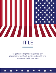 patriotic invitations templates american flag flyer office templates
