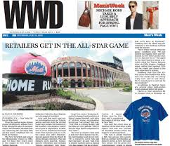 new york mets orsi public relations wwd 11 tb all star shirt and rob goldberg interview