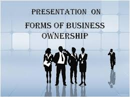 forms of ownership presentation on forms of business ownership authorstream
