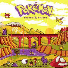 Sword and Shield GBA edition [OC]: PokemonSwordAndShield