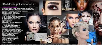 elite makeup course with sfx