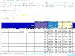 Inventory Cycle Count Excel Template Flow Chart E Excel Lovely Inventory Tracking Analysis