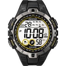 men s timex indiglo marathon alarm chronograph watch t5k421 mens timex indiglo marathon alarm chronograph watch t5k421