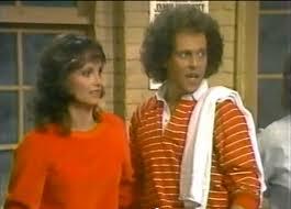 richard simmons woman. he had a stint as soap opera actor richard simmons woman