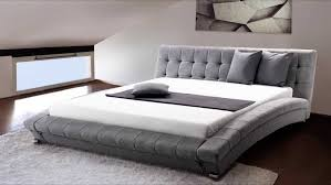 Interior Modern King Size Bed Frame Modern King Size Metal Bed