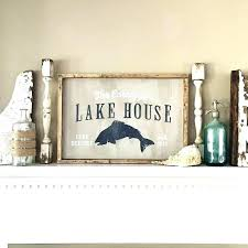 diy lake house beach signs wooden lake house sign beach wedding signs diy network lake house diy lake house