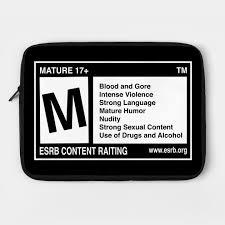 Mature Esrb By Neonsquid