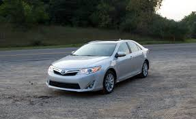 2012 Toyota Camry Hybrid Test | Review | Car and Driver