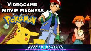 Pokemon: The First Movie: Mewtwo Strikes Back | Videogame Movie Madness  Episode Eight - YouTube