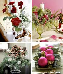 Surprising Easy Christmas Table Centerpieces To Make 71 For Best Interior  with Easy Christmas Table Centerpieces To Make
