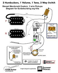 best of guitar wiring diagram 2 humbucker 1 volume tone diagrams vol best of guitar wiring diagram 2 humbucker 1 volume tone diagrams vol library and