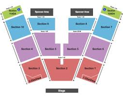 Northern Quest Outdoor Seating Chart Outdoor Stage At Northern Quest Casino Tickets Seating