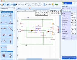 free pcb design softwareeasyeda