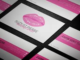 makeup business cards crizzo
