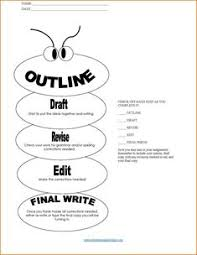 image result for opinion essay examples essay check list  updated kid s essay outline form writing process checklist