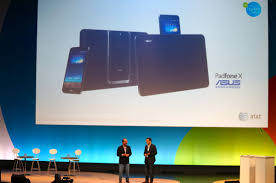 Asus Padfone X phone/tablet combo ...