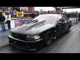 Chevrolet Impala Street Racing Drag Racing Videos Dragtimes Com